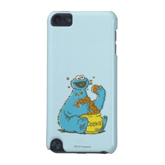 Cookie Monster Vintage iPod Touch (5th Generation) Covers