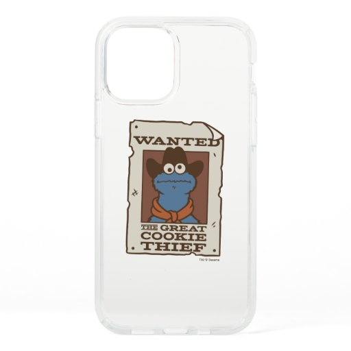 Cookie Monster | Wanted Poster Speck iPhone 12 Pro Case