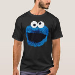 Cookie Monster | Watercolor Trend T-Shirt