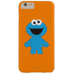 Cookie Monster Wool Style Barely There iPhone 6 Plus Case