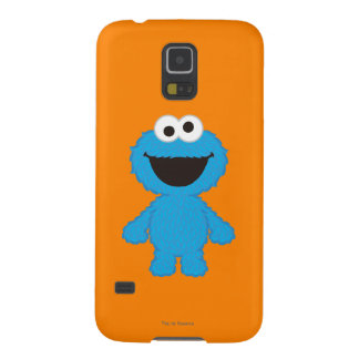 Cookie Monster Wool Style Case For Galaxy S5