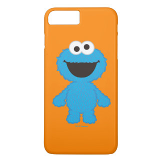 Cookie Monster Wool Style iPhone 7 Plus Case