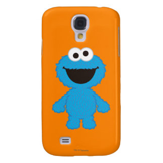 Cookie Monster Wool Style Samsung S4 Case