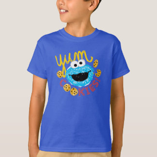 Cookie Monster Yum T-Shirt