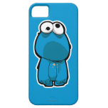 Cookie Monster Zombie iPhone SE/5/5s Case