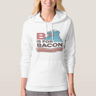 Cookie MonsterB is for Bacon 2 Hoodie