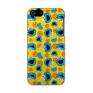 Cookie Monter and Cookies Pattern Incipio Feather® Shine iPhone 5 Case