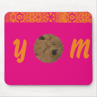 COOKIE MOUSEPAD PINK