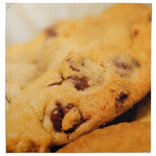 cookie napkin
