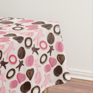 Cookie Party Fun Happy Holidays! Tablecloth