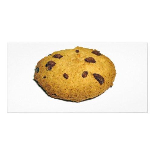 Cookie Photo Card