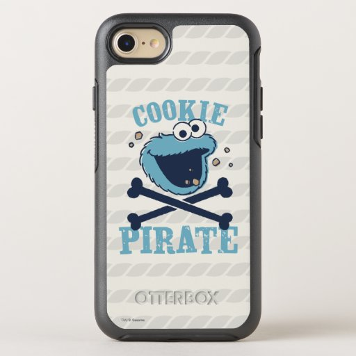 Cookie Pirate OtterBox Symmetry iPhone SE/8/7 Case