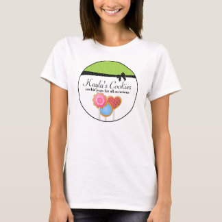 Cookie Pops Bakery Business T-Shirt