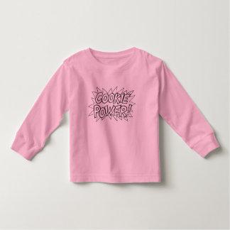 Cookie Power Girls long sleeve T-shirt