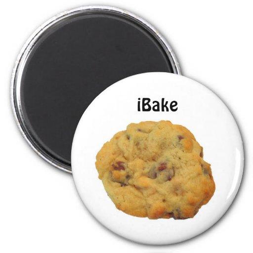 Cookie! Refrigerator Magnet