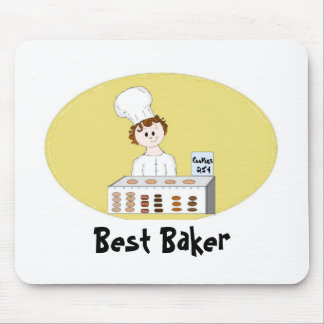 Cookie Sale Mouse Pad