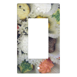Cookie Single Rocker Light Switch Cover