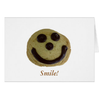 Cookie Smile! Card