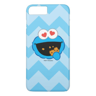 Cookie Smiling Face with Heart-Shaped Eyes iPhone 7 Plus Case