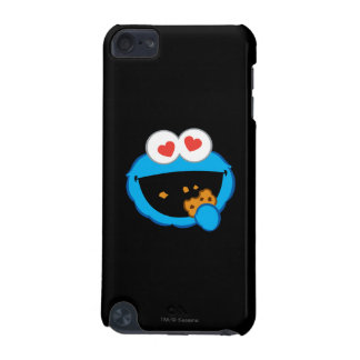 Cookie Smiling Face with Heart-Shaped Eyes iPod Touch 5G Case