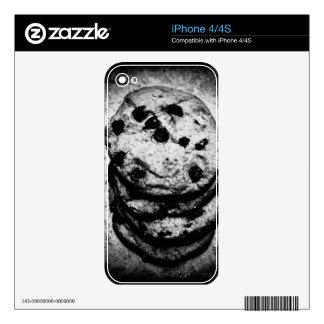 cookie stairs iPhone 4 skins