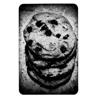 cookie stairs rectangular photo magnet