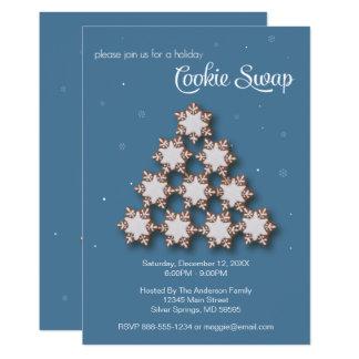 Cookie Swap Invitation