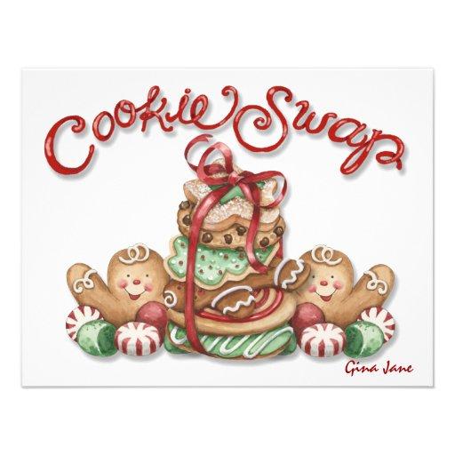 Cookie Swap Invitation - SRF