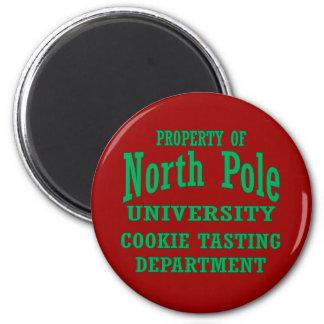 Cookie Tasting Department Fridge Magnets