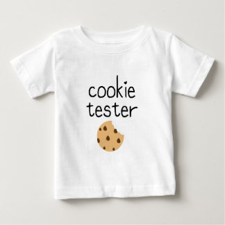 Cookie Tester Baby T-Shirt