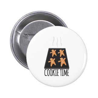 Cookie Time Button