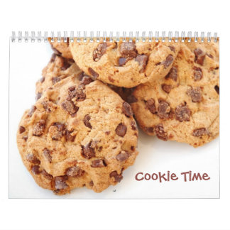 Cookie Time Calendar
