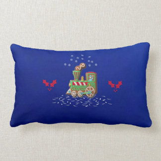 Cookie Train Holiday American MoJo Pillows