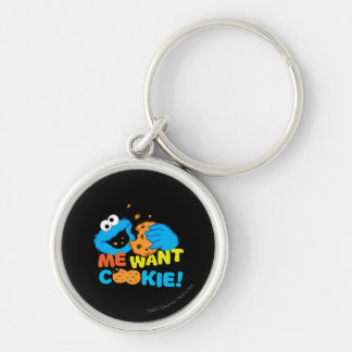 Cookie Wants Cookie Keychain