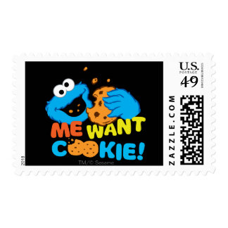 Cookie Wants Cookie Postage