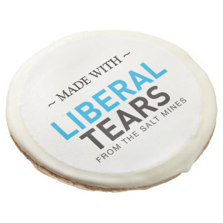 "Cookies - 3.5"" Made with Liberal Tears"