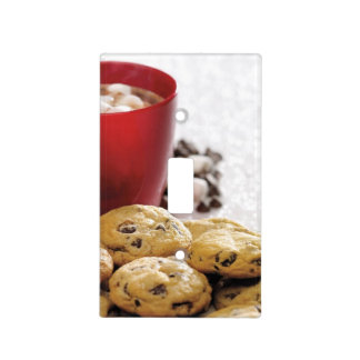 Cookies and Cocoa Light Switch Plate