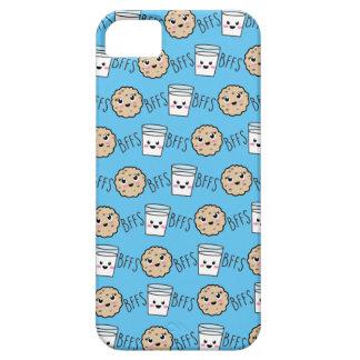 Cookies and Milk Besties BFFS Cute iPhone Cover