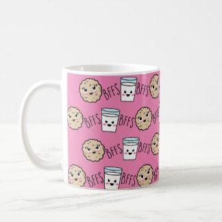 Cookies and Milk Besties Cute Mug