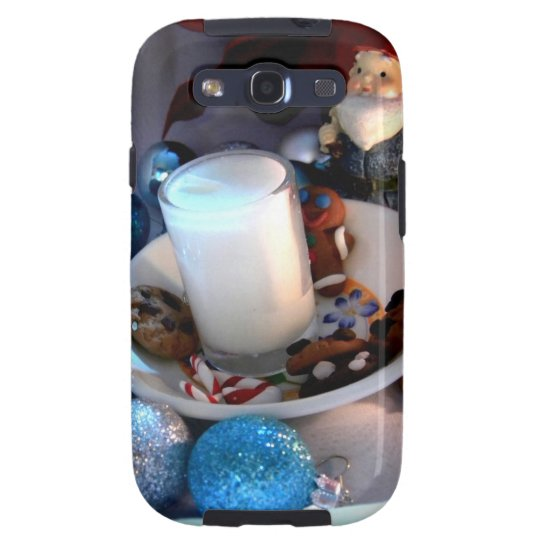 Cookies and Milk Gnome I Samsung Galaxy SIII Cover