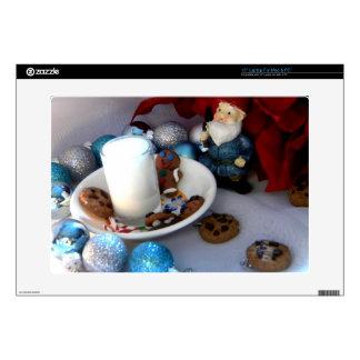 Cookies and Milk Gnome II Laptop Decals