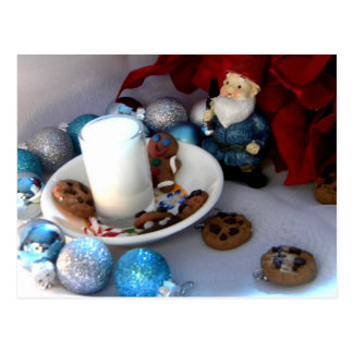Cookies and Milk Gnome II Postcard