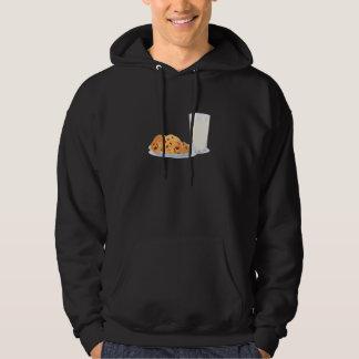cookies and milk hoodie