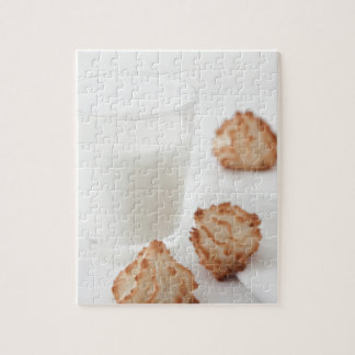 Cookies and Milk Jigsaw Puzzles