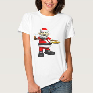 Cookies And Milk Tee Shirts