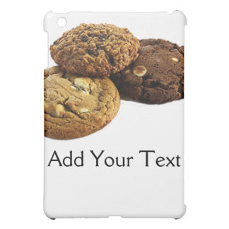 Cookies and Other Delicious Desserts on White Cover For The iPad Mini