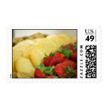 Cookies and Strawberries is a Great Combination!! Stamp