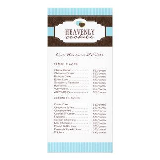 Cookies /  Bakery Rack Card