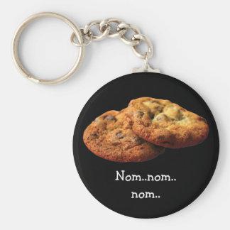 Cookies Basic Round Button Keychain