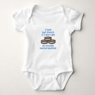 Cookies Before Bedtime Baby Bodysuit